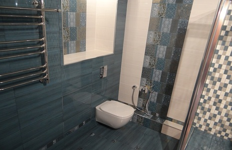 ремонт туалета и ванной комнаты фото дизайн 2